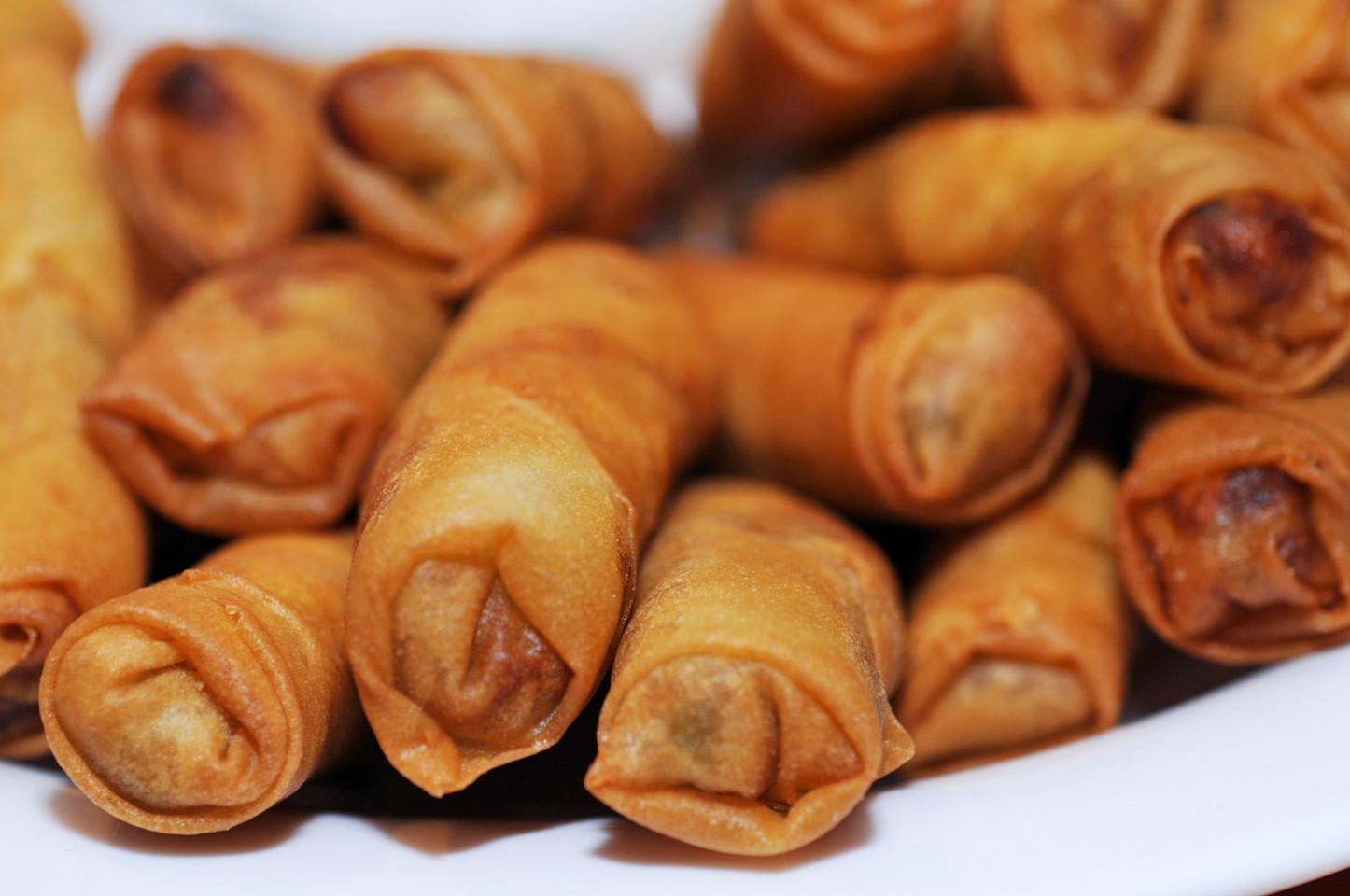 Filipino Lumpia Recipes — Dishmaps