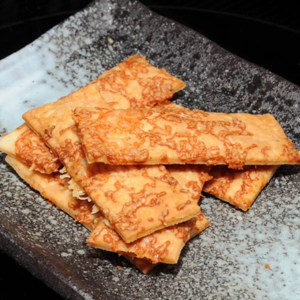 Cheese crackers2   - Copyright Christine Sternfels